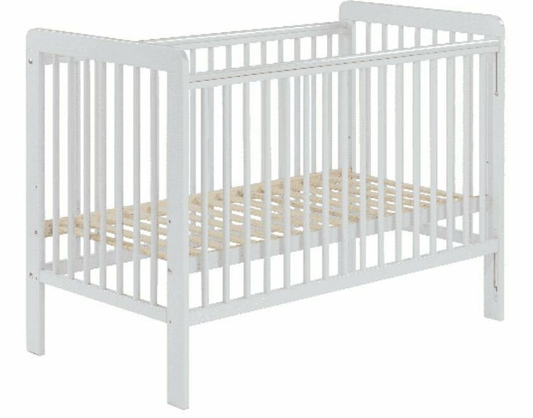 Cot AND mattress (both in excellent conditions)