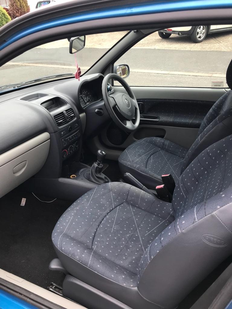 Renault Clio 2003 1.2l