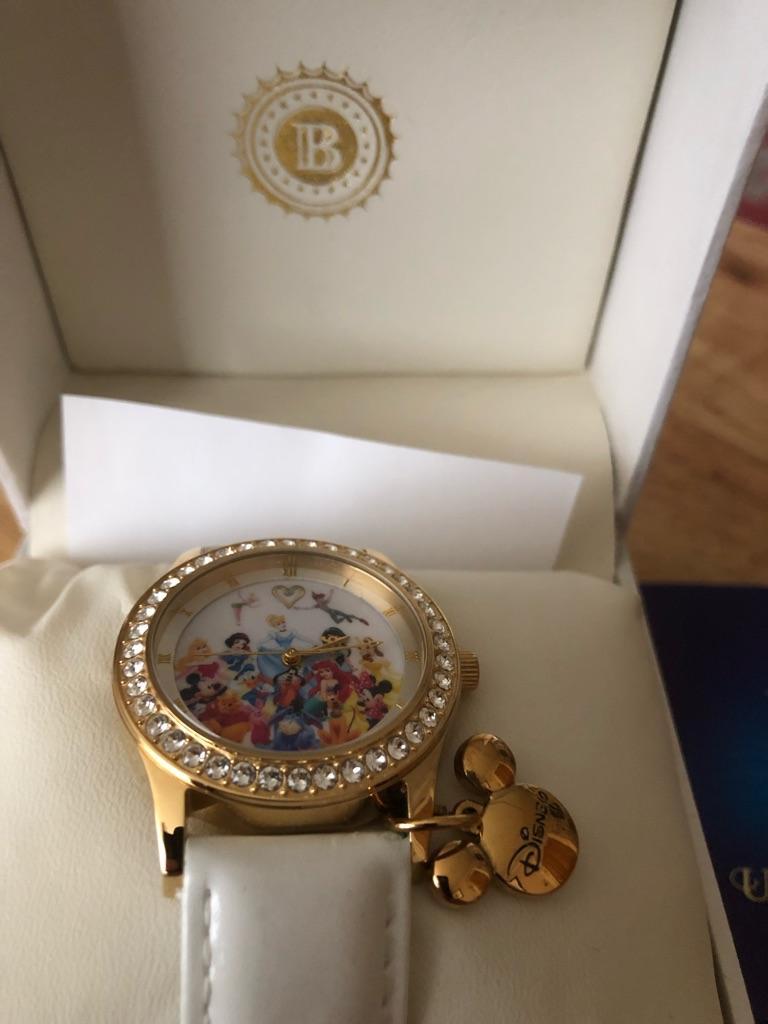 Bradford exchange Disney watch