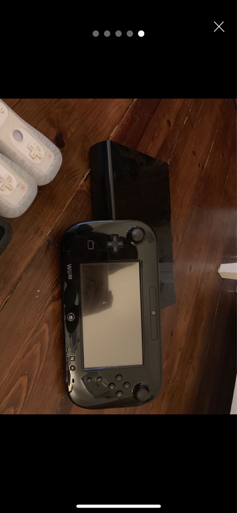 Wii U perfect condition