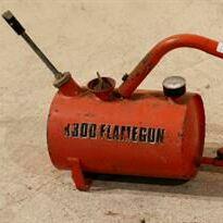 K300 flame gun