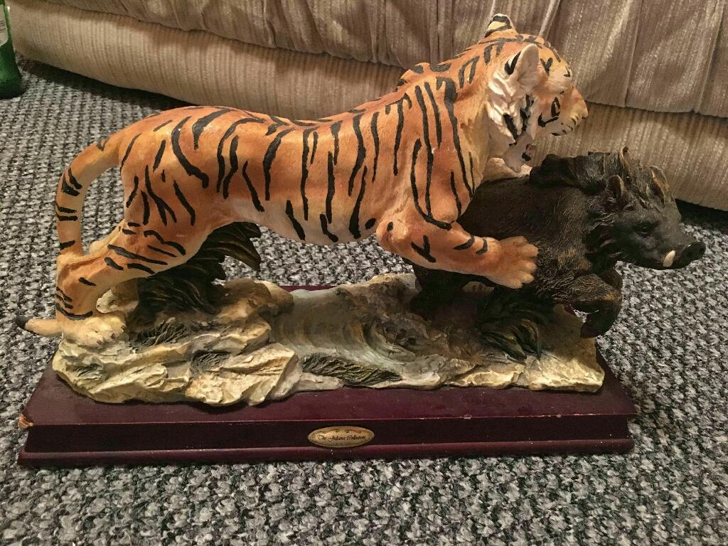 Tiger ornaments