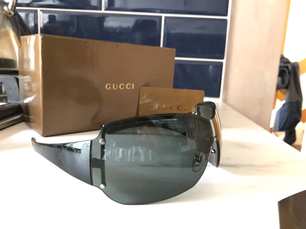 Gucci Sunglasses (ORIGINAL BOX INCLUDED)