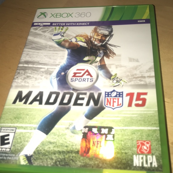 Madden 15 for Xbox 360