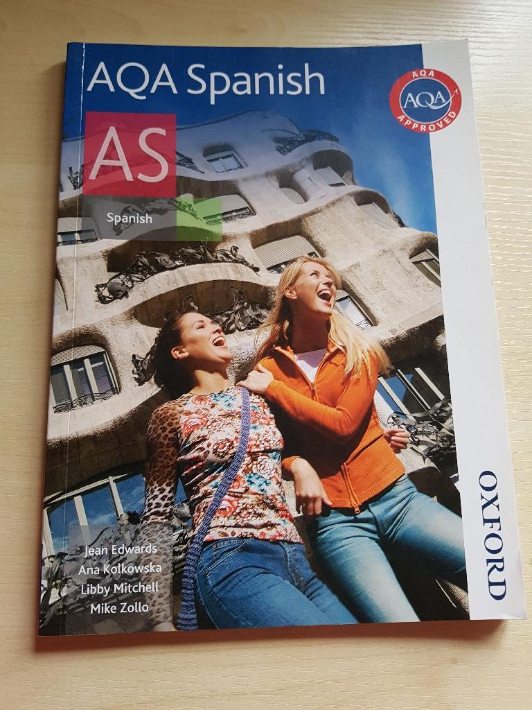 AQA Spanish AS