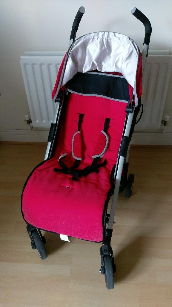 Babyway stylus pushchair/stroller