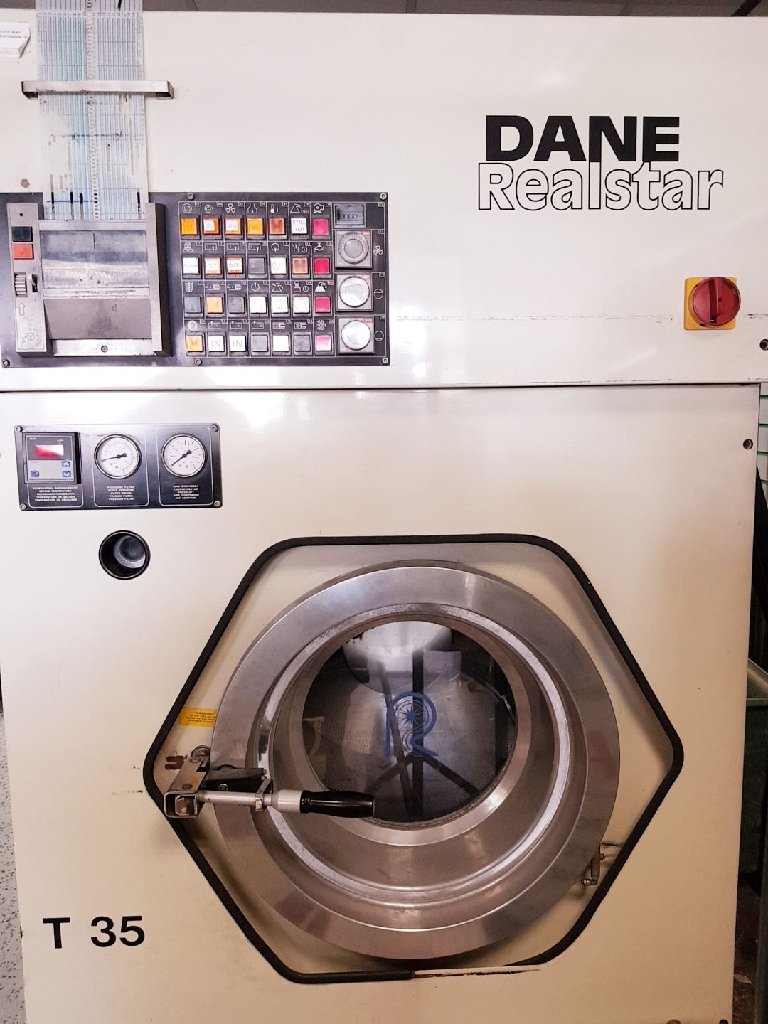 Dry Cleaning Equipment (Full set)