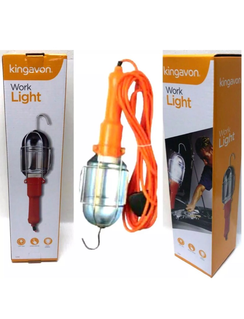 Inspection Work Light 💡 New in Box Kingavon