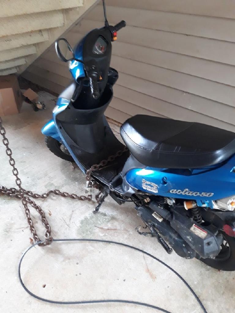 Tao tao 50cc mope