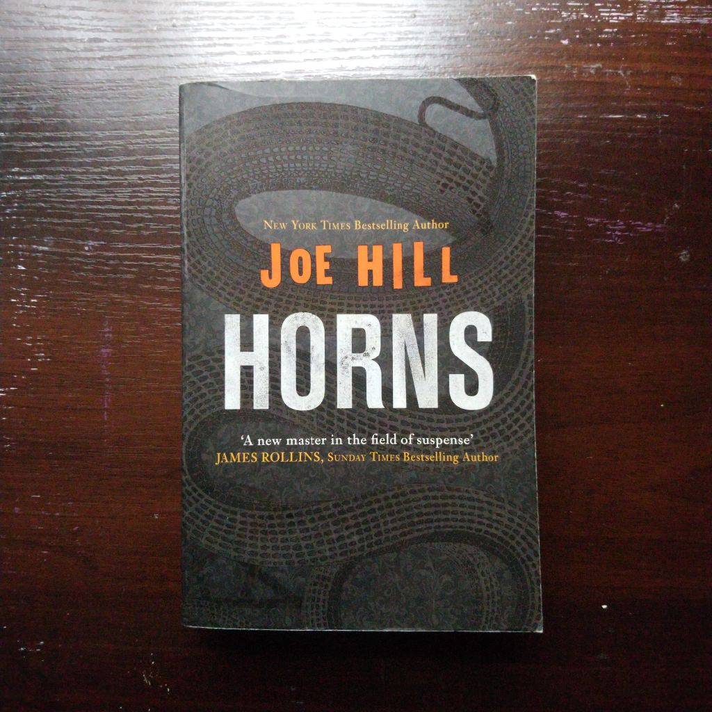 Joe Hill 'Horns'