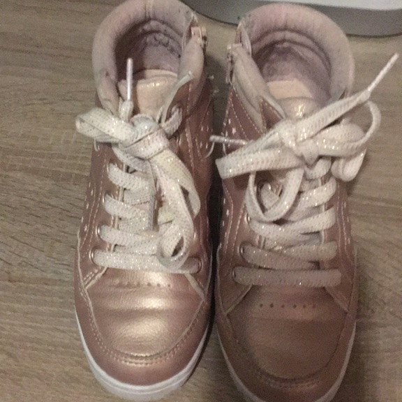 Wedge trainers size 1