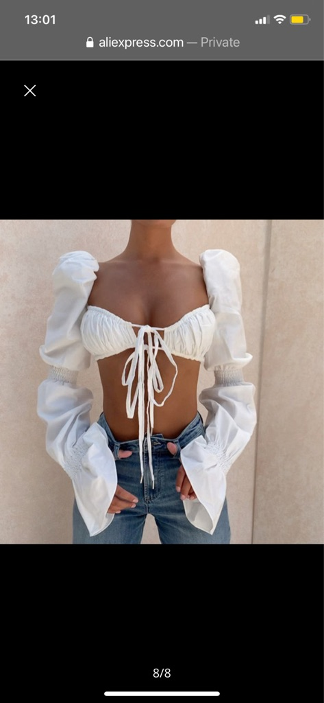House of CB style Top style dupe