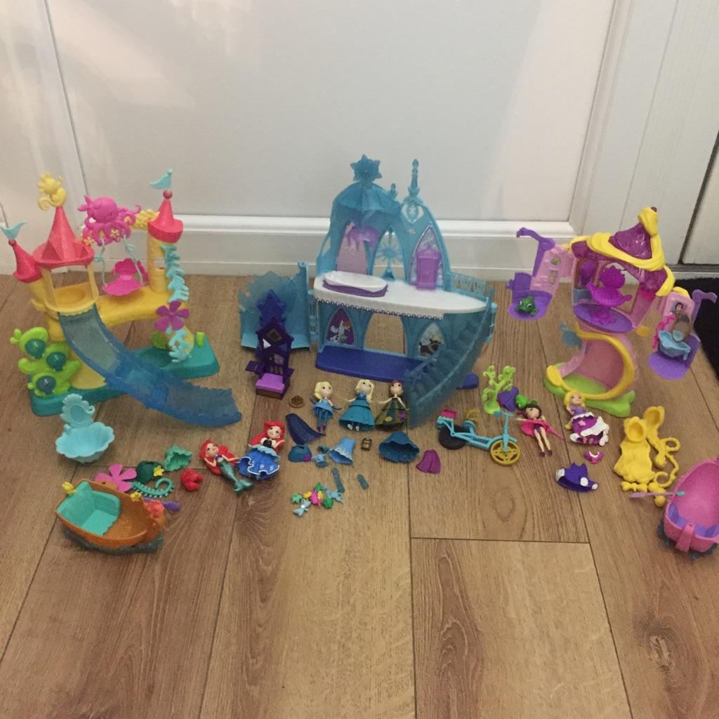 Little kingdom princess playsets