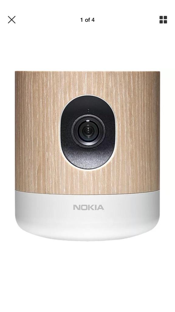 Nokia home camera - new boxed