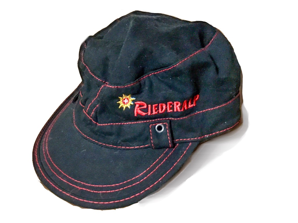 Switzerland Riederalp Men's Cap