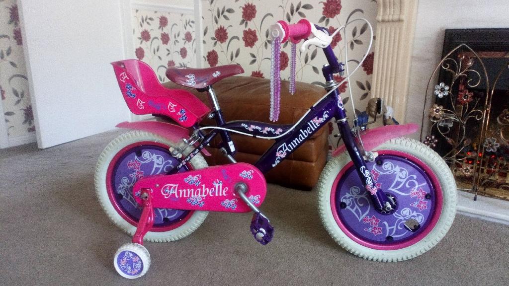 Annabelle Bike,