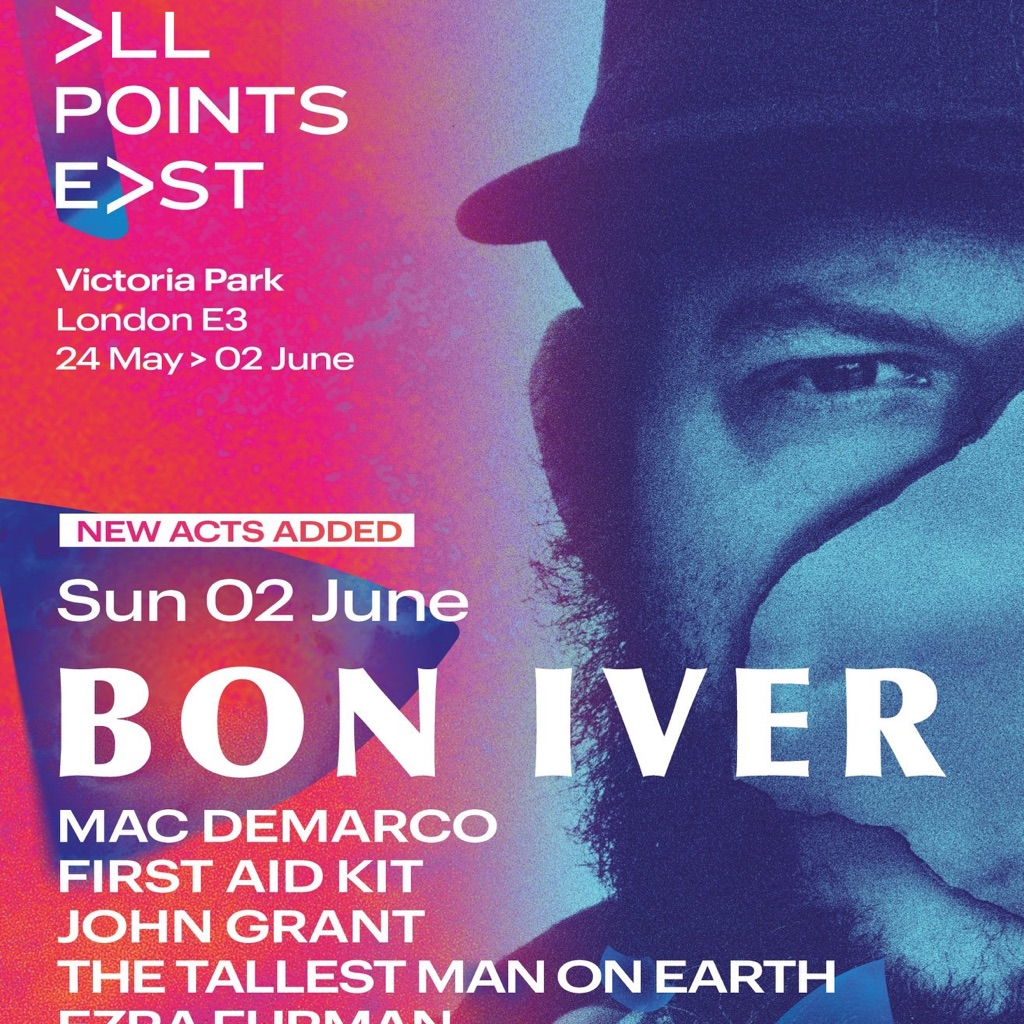 all points east- bon iver VIP