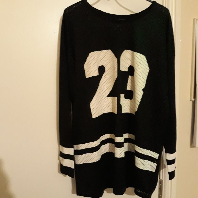 Basketball Jersey dress