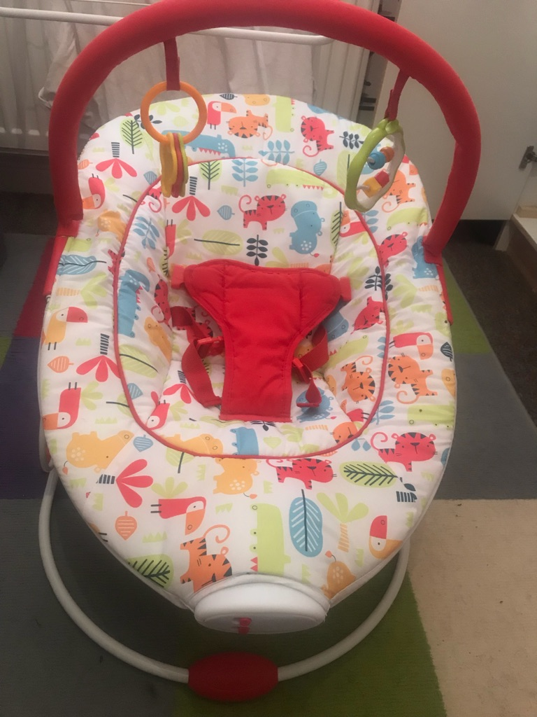 Baby bouncer - practically brand new