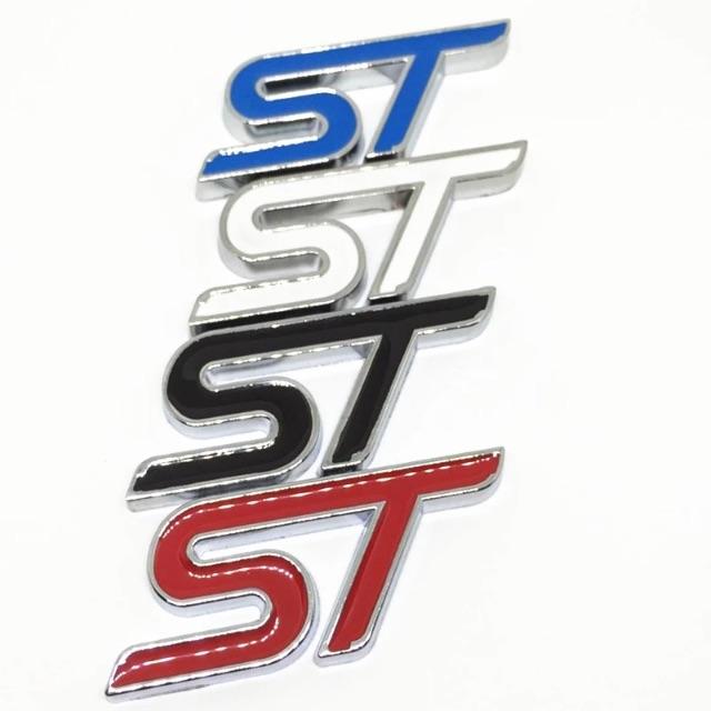 ST badge