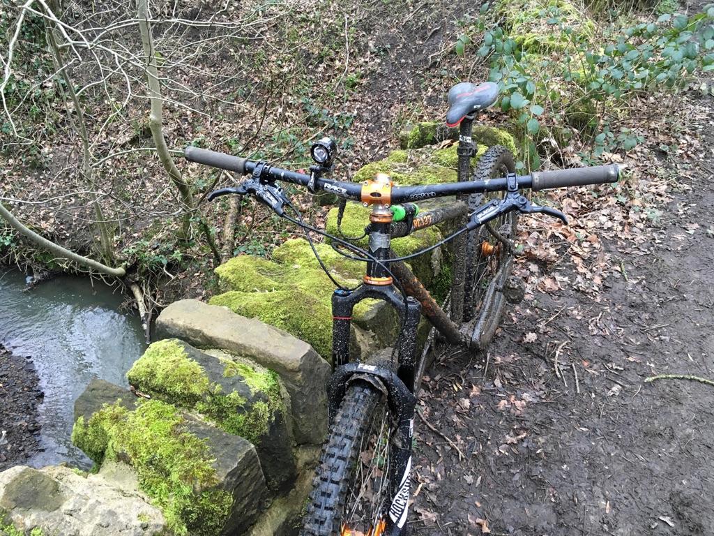 PACE 853 Reynolds hardtail mountain bike
