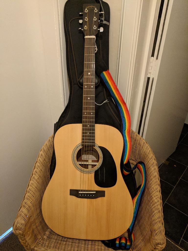 SIGMA DMST Guitar