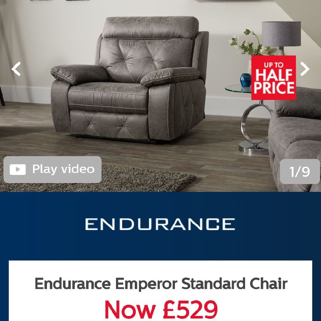 Endurance Empror Armchair