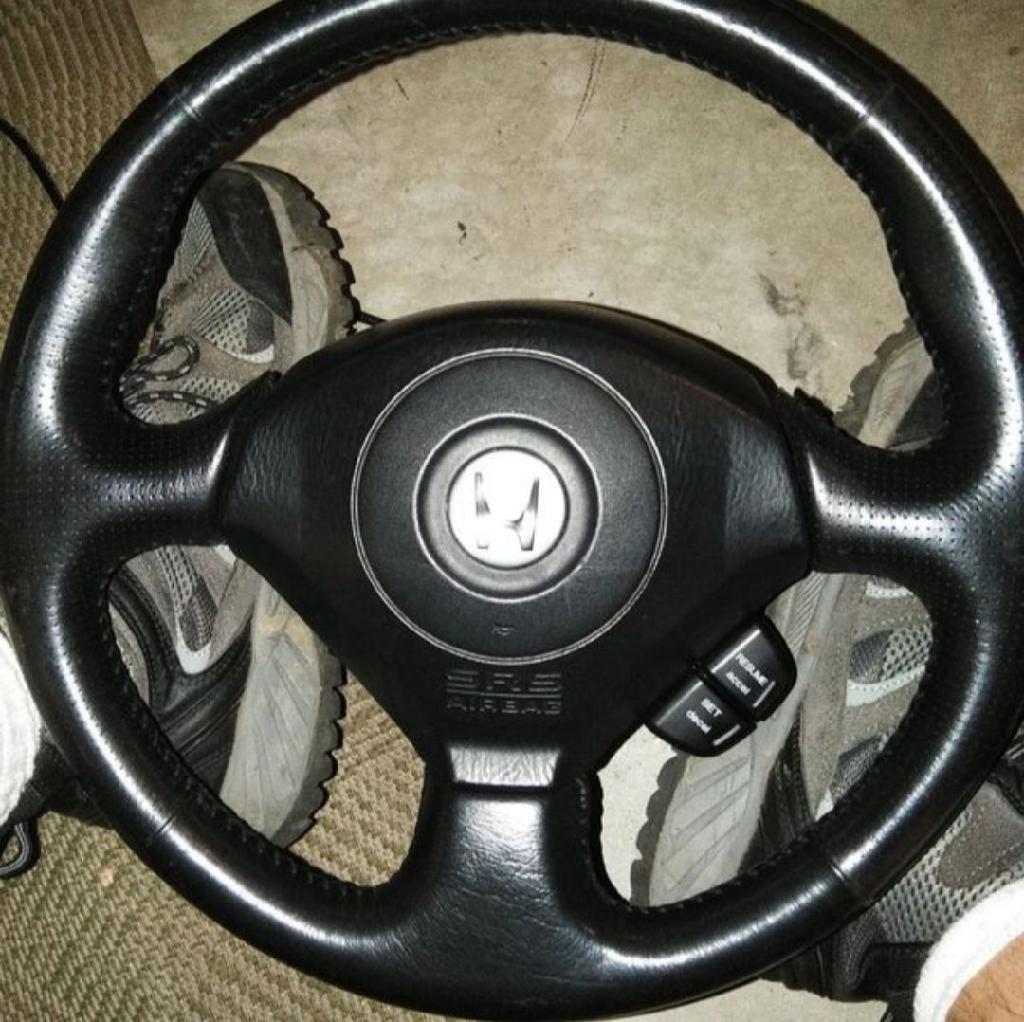 Honda Steering Wheel