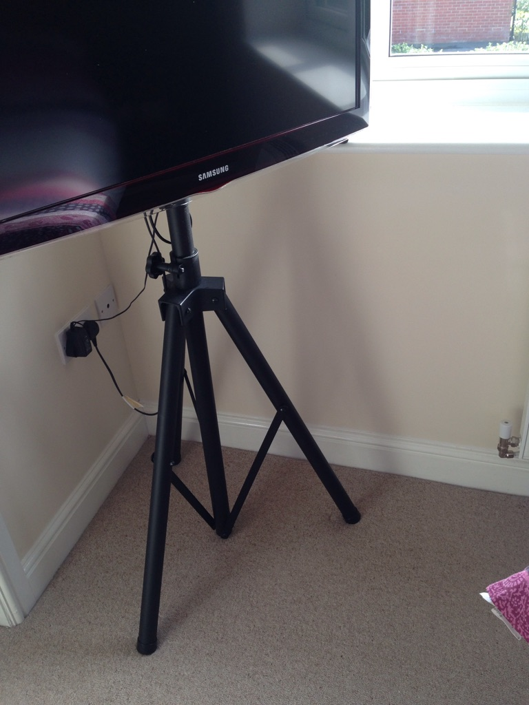 TV Tripod Stand