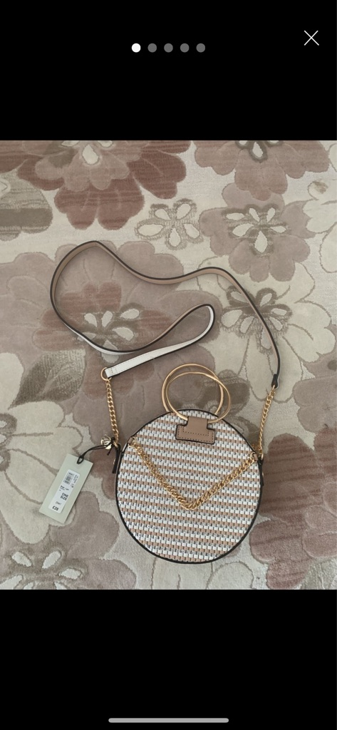 NEW River Island cross body bag