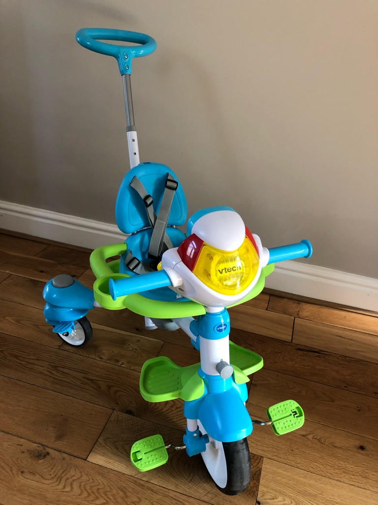 vtech 5in1 stroll and grow trike