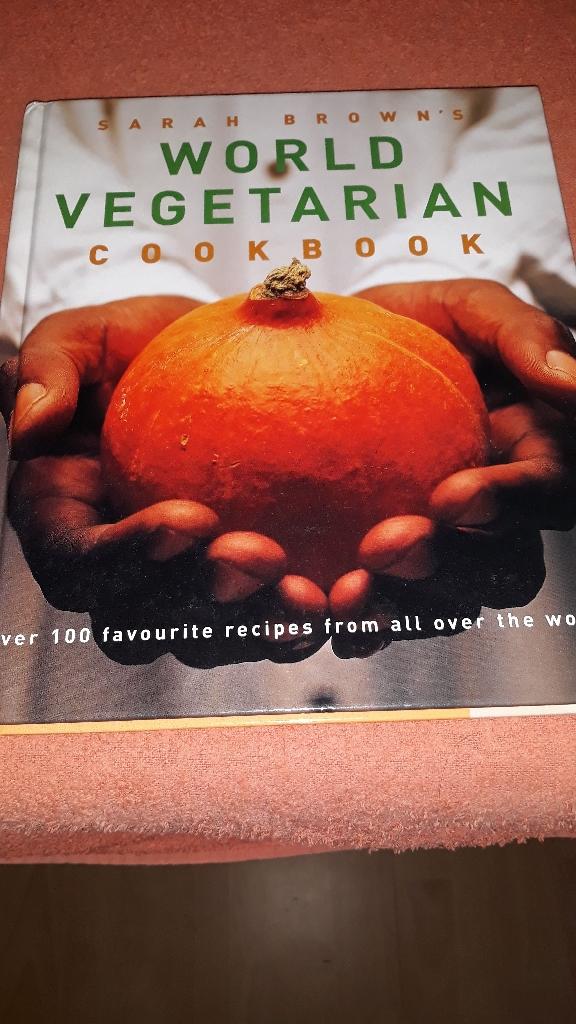 World Veg Cookbook