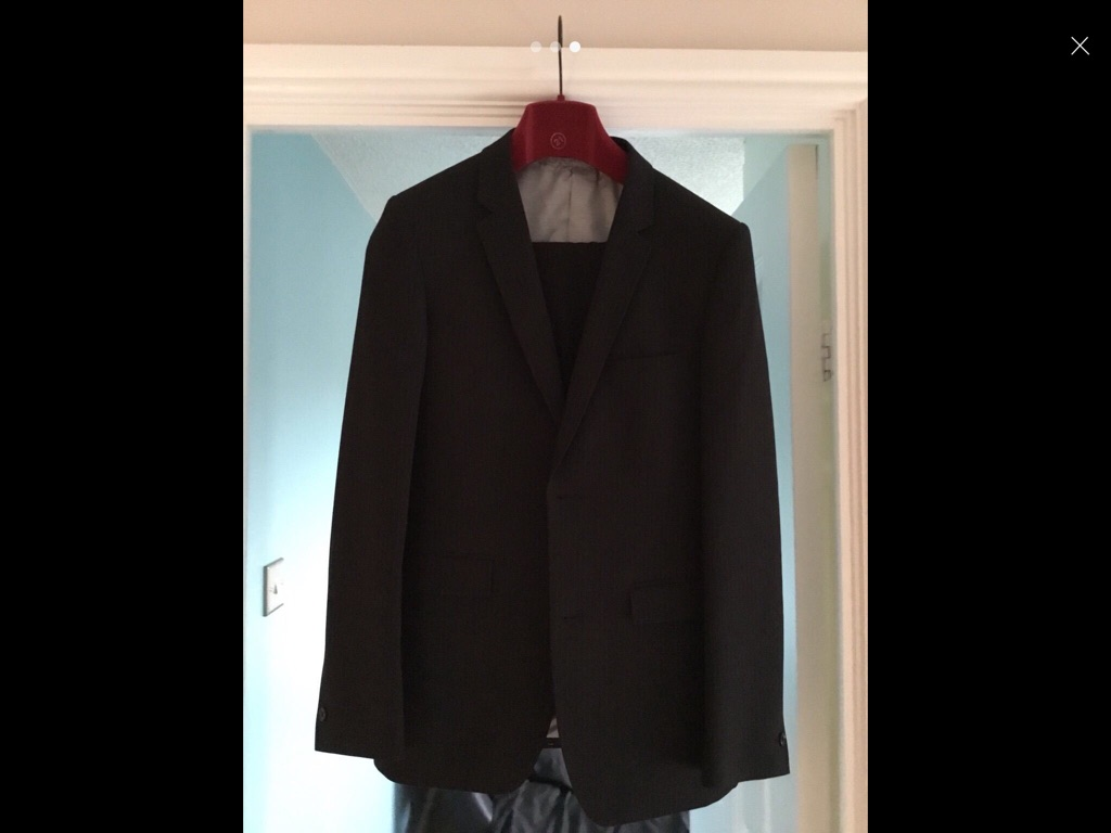 Suit and jackets