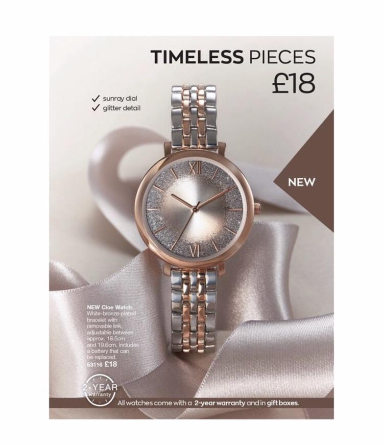 New cloe watch
