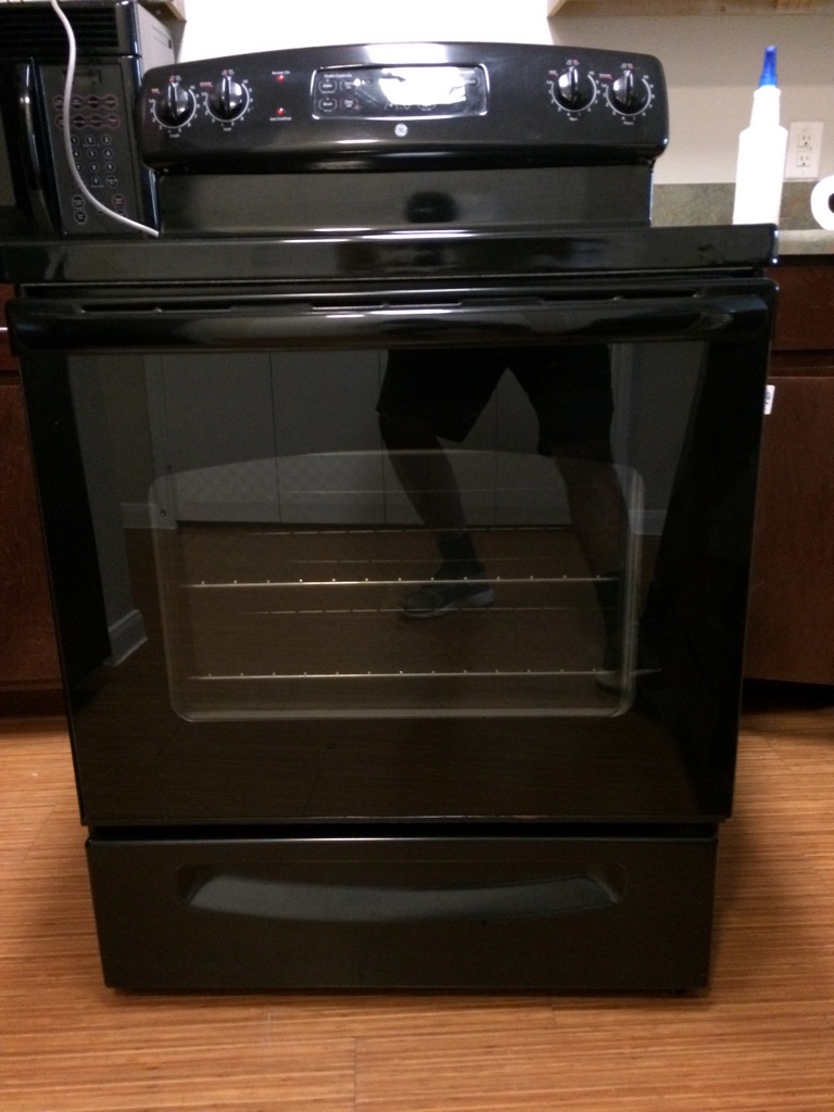 GE appliance set
