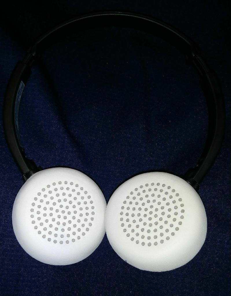 JVC Flats Wireless On-Ear headphones