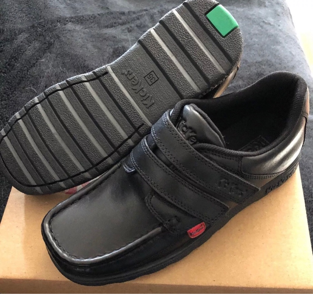 Kickers boys shoes
