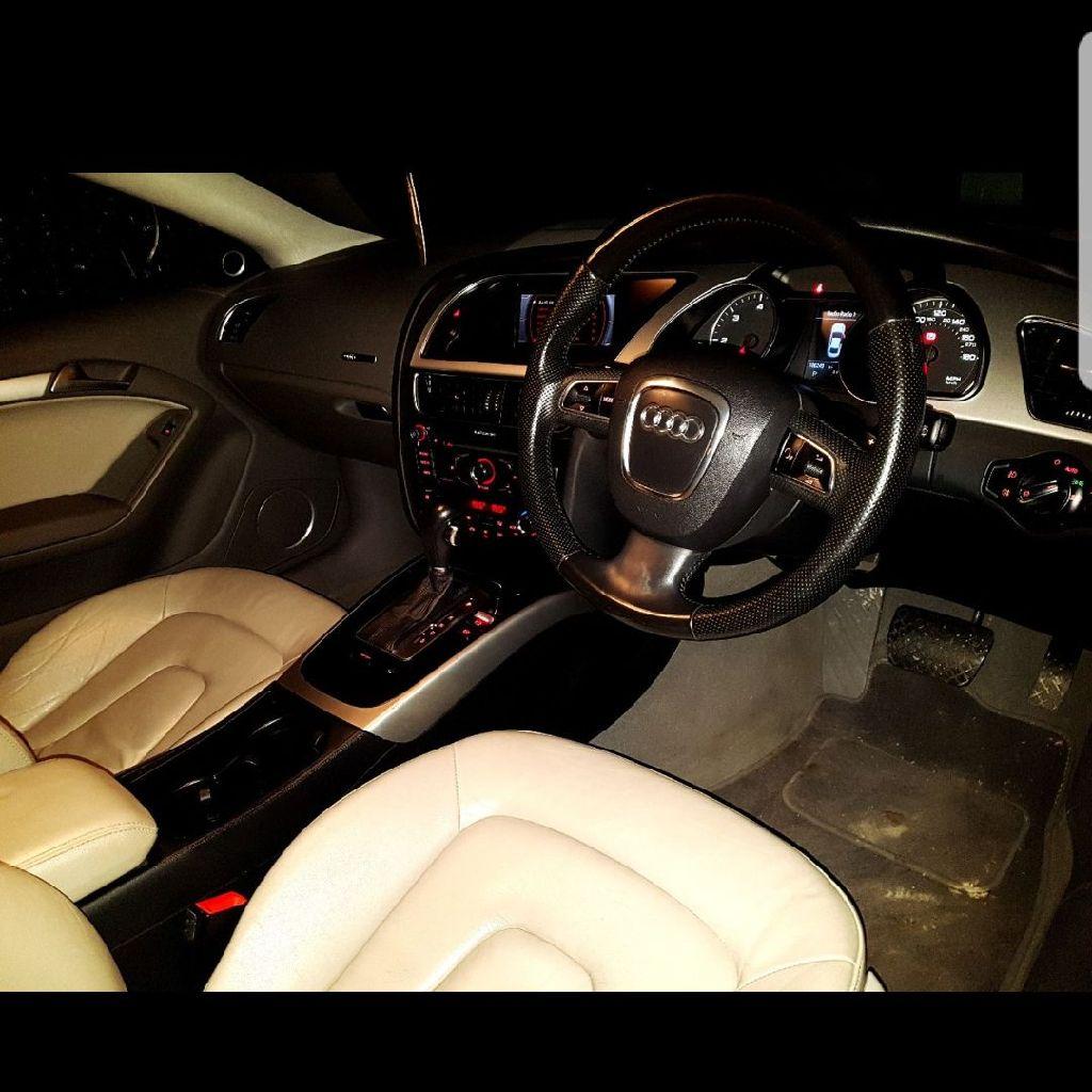 Audi a5 Coupe Tdi 2.7 Diesel