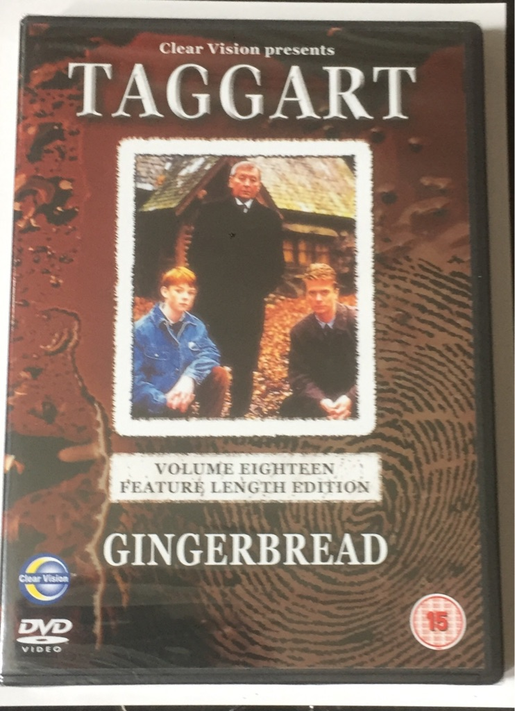 X3 taggart DVD's brand new and factory sealed