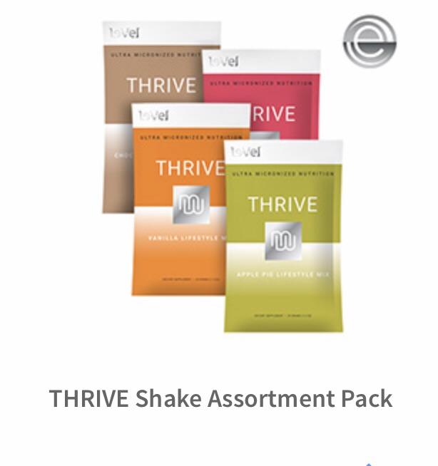 Thrive premium milkshakes weight loss