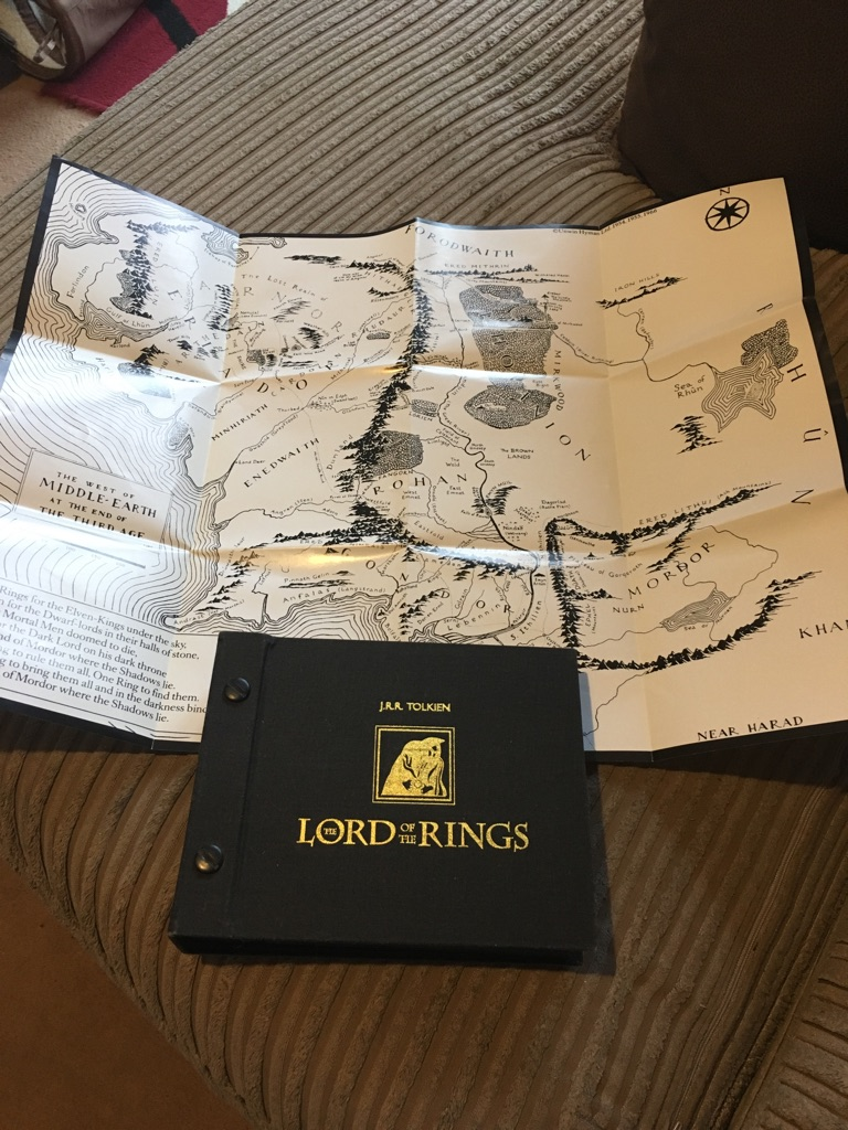 Lord of the Rings BBC audio book