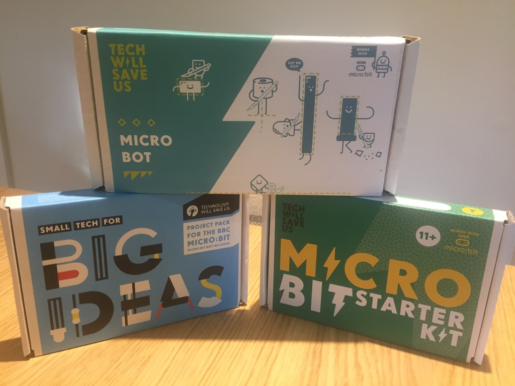 Tech Will Save Us, Micro:mega Pack | Coding games for kids, aged 11+