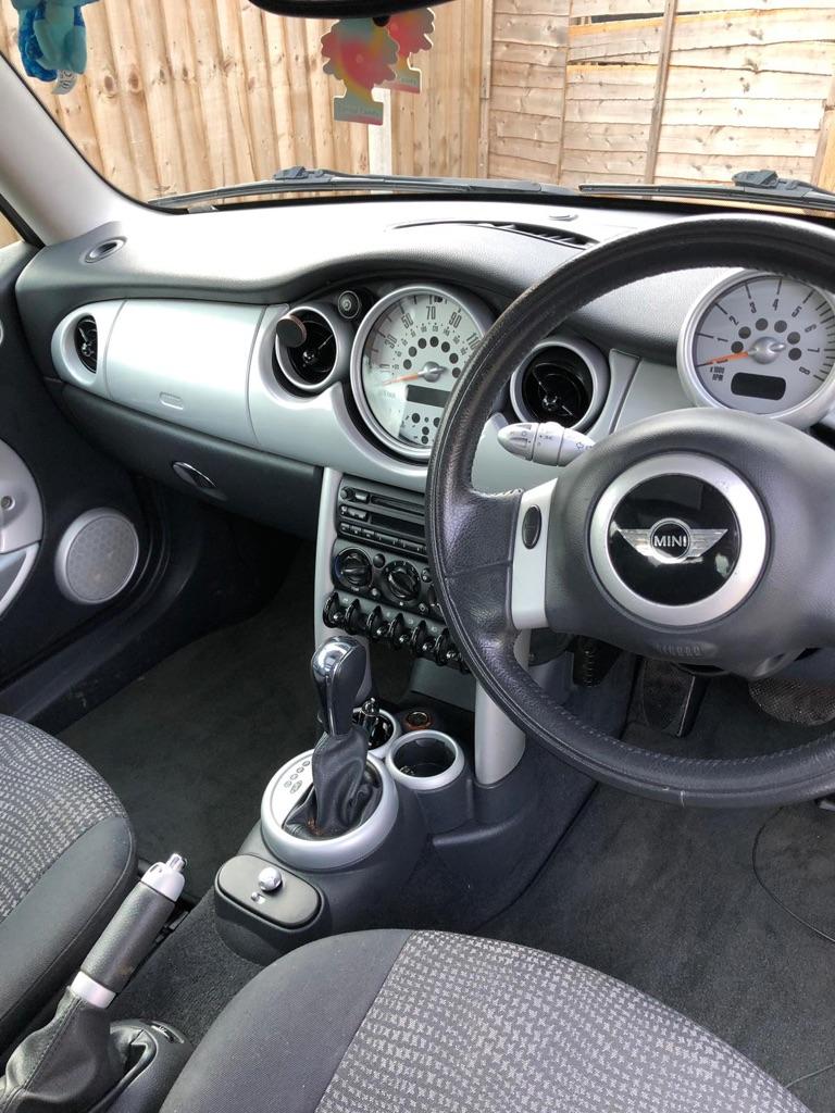 Mini Cooper Automatic