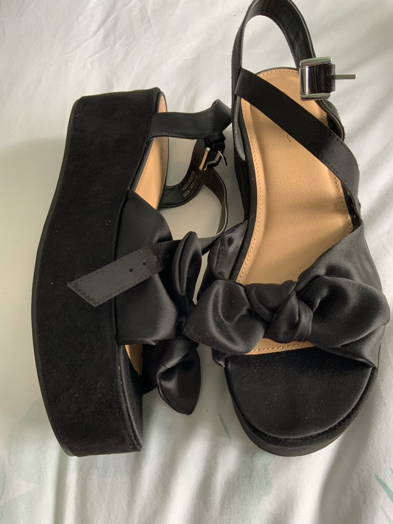 New Simply Be Wedges in size 7W