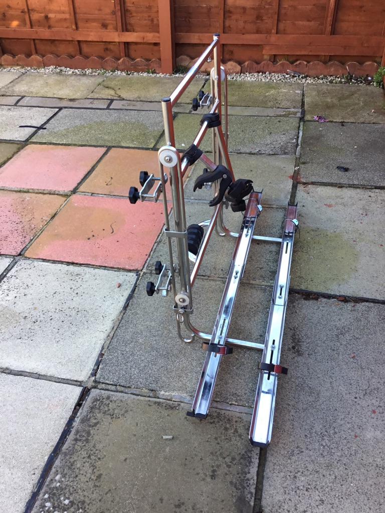 Prasolux Bike Carrier