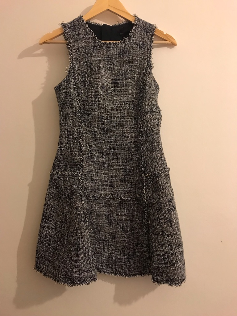 Banana Republic tweed dress brand new with tags