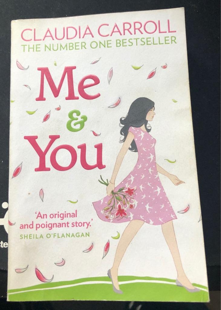 ME & YOU BOOK