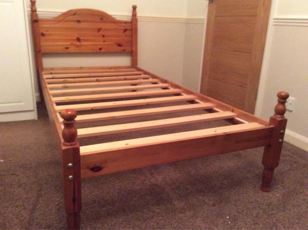 Range of quality pine bedroom furniture