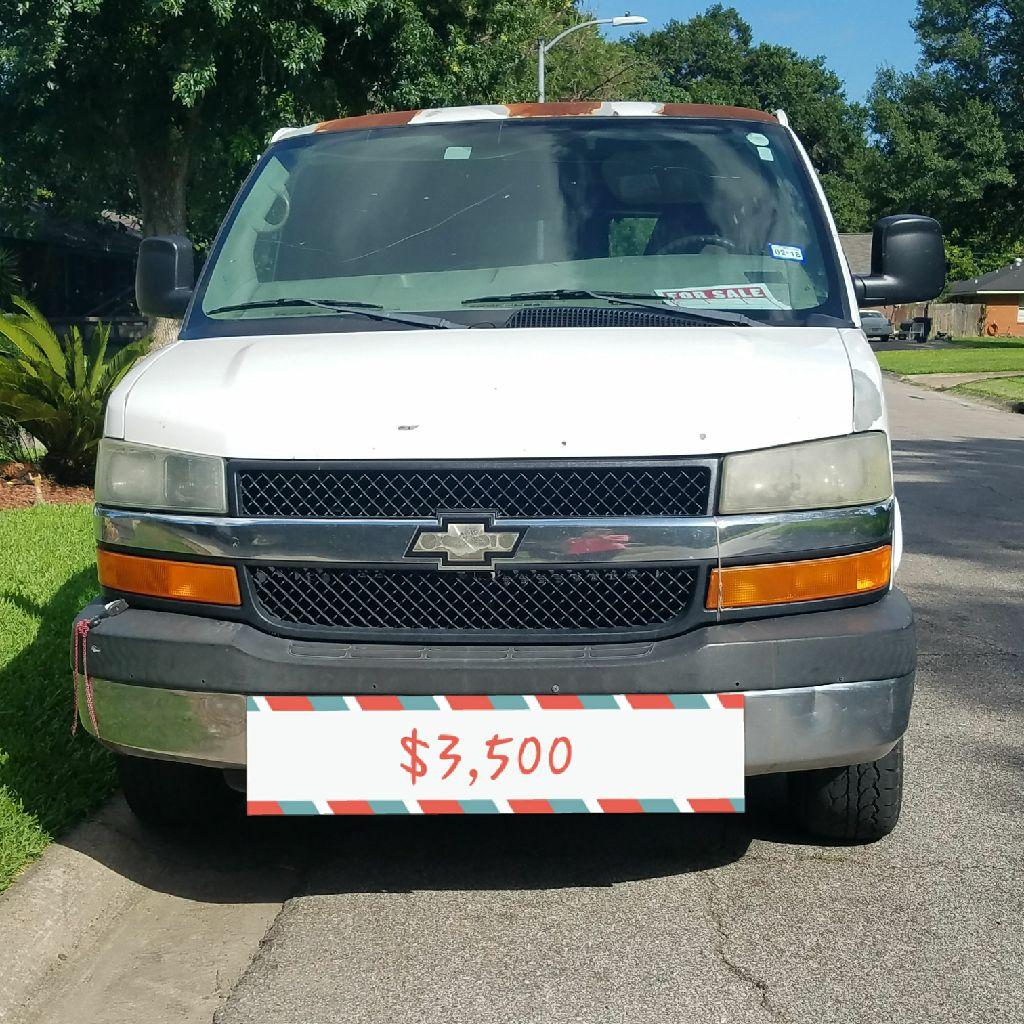 2006 van Chevrolet for sale.
