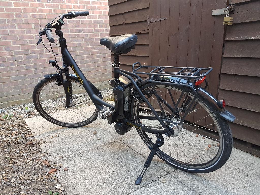 Kalkhoff TOBIA 17 electric bike